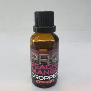 28407670 10211022521990273 194590677 o 300x300 - STARBAITS Dropper Pro Peach&Mango 30ml