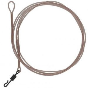 54422 100cm 35lbs w qc swivel 2pcss kopie 300x300 - Prologic LM Mirage Loop Leader with quick change swivel 100cm 45lb