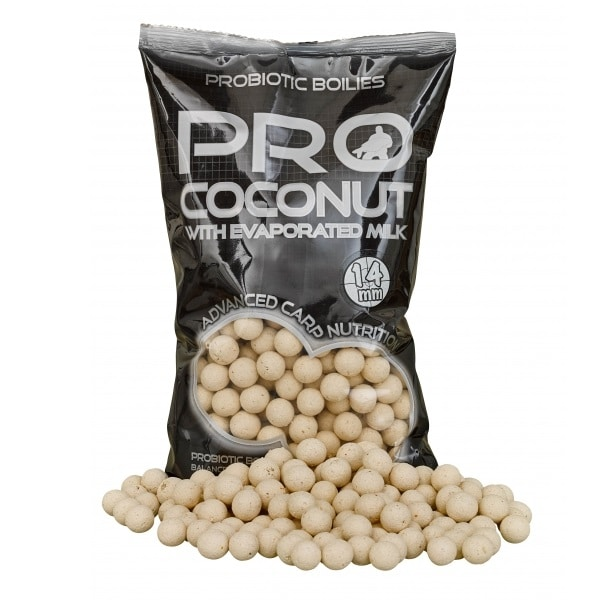ST BO PCO1N 1 - Boilies Starbaits Pro Coconut 1kg