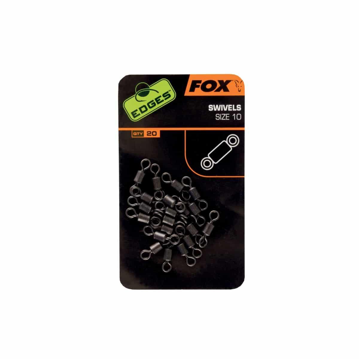 cac534 - Fox Swivels Size 10 x20