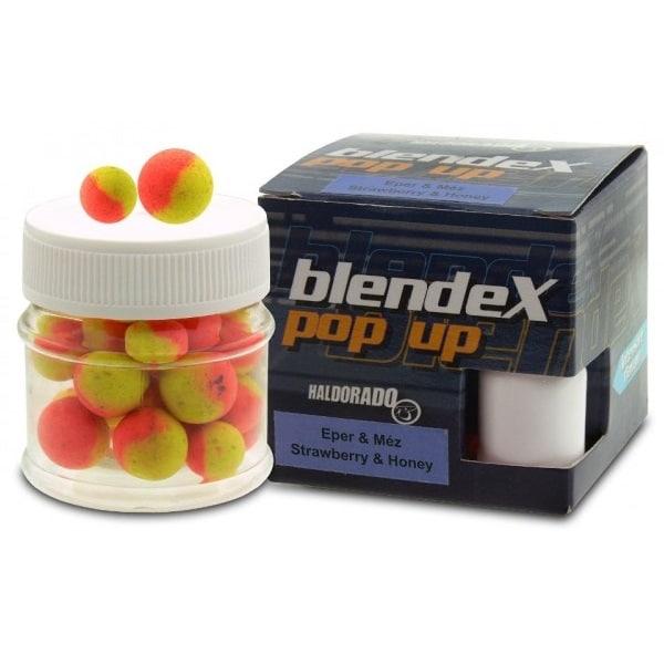 Haldorado blendex popup big carps jahoda med 600x800 - Haldorádó BlendeX Pop Up Big Carps - Jahoda a Med