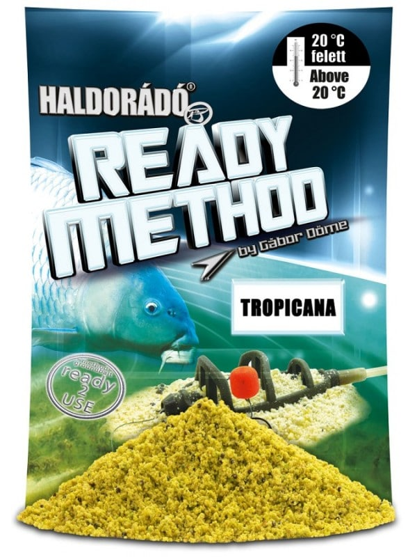 Haldorado ready method tropicana 600x800 - Haldorádó Ready Method - Tropicana