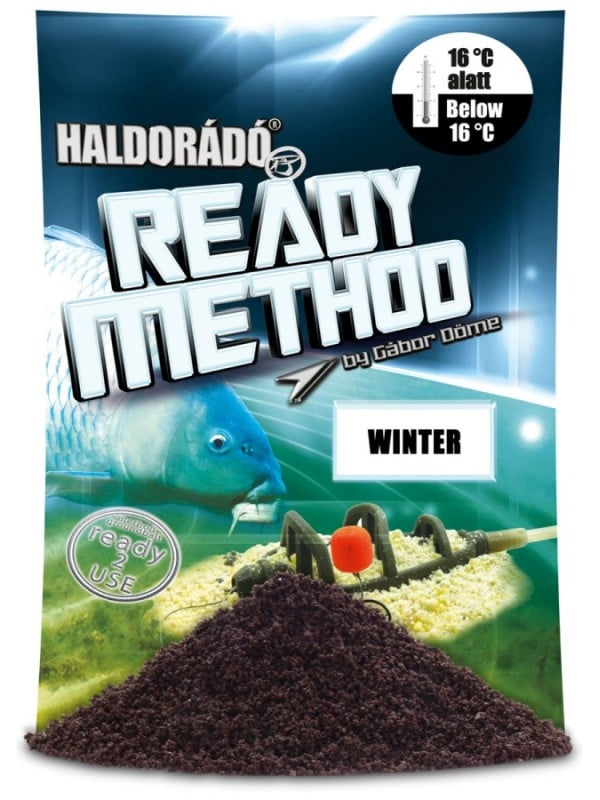 Haldorado ready method winter zima 600x800 - Haldorádó Ready Method - Winter