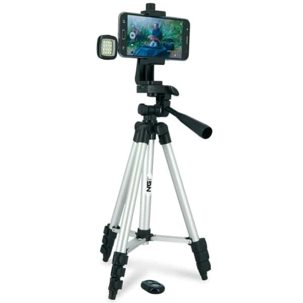 ngt selfie tripod set 1 - NGT SELFIE TRIPOD SET