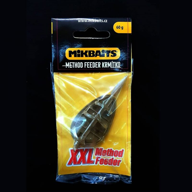 30724047 10211141028030557 5199993604793171968 n - Mikbaits XXL Method krmítko + quick change konektor