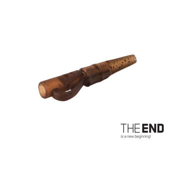 71ff0b5a84bd5bc21119d7ec04865aa5 600x600 - Delphin Závesný PIN klip s gumičkou THE END / 10ks
