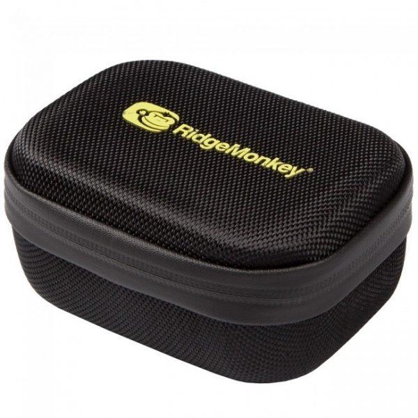 case1 3 600x600 - RidgeMonkey Pevné púzdro na čelovku VRH300