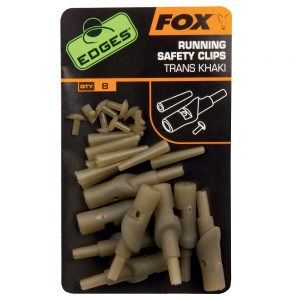 edges running safety clips trans khaki 300x300 - Fox Edges Running Safety Clips Trans Khaki