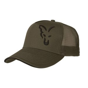 fox ksiltovka green black trucker cap 1 300x300 - Fox Šiltovka Green & Black Trucker Cap