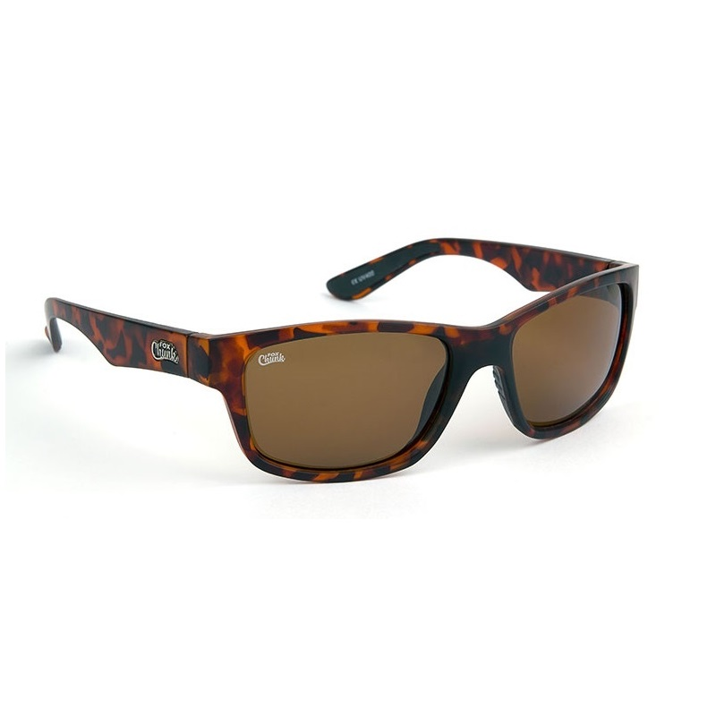 fox polarizacne okuliare chunk sunglasses tortoise brown 2 - Fox Polarizačné Okuliare Chunk Sunglasses Tortoise / Brown