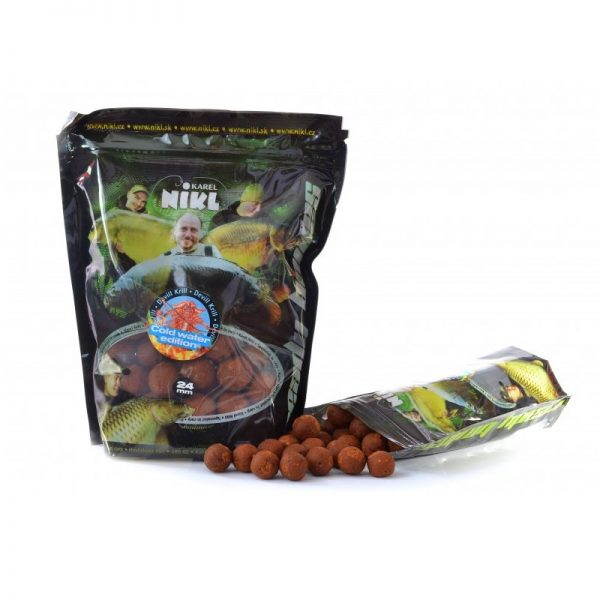 3027 cold water devil2 original 600x600 - NIKL ready boilies Devil Krill 250G