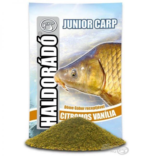 Haldorádó Junior Carp Citromos Vanília 600x800 600x600 - Haldorádó Junior Carp - Citrón a Vanilka