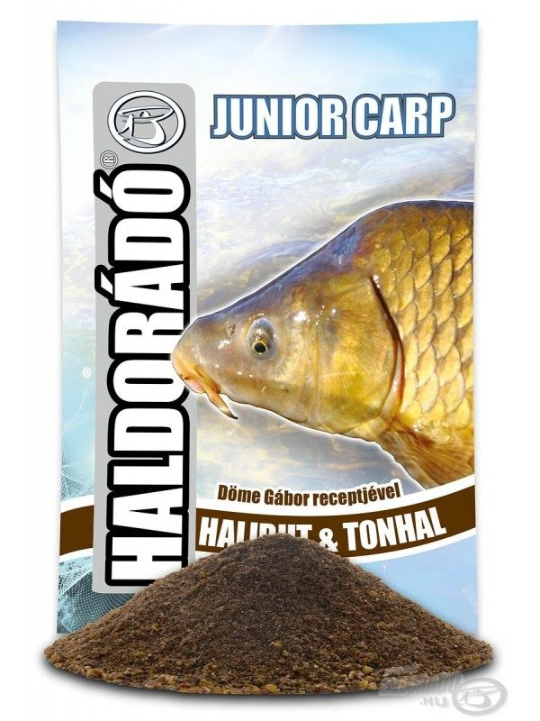 Haldorádó Junior Carp Halibut Tuniak 600x800 600x800 - Haldorádó Junior Carp - Halibut & Tuniak