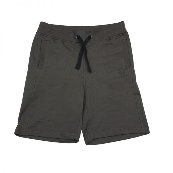 green black jogger shorts 600x600 - FOX GREEN & BLACK JOGGER SHORTS