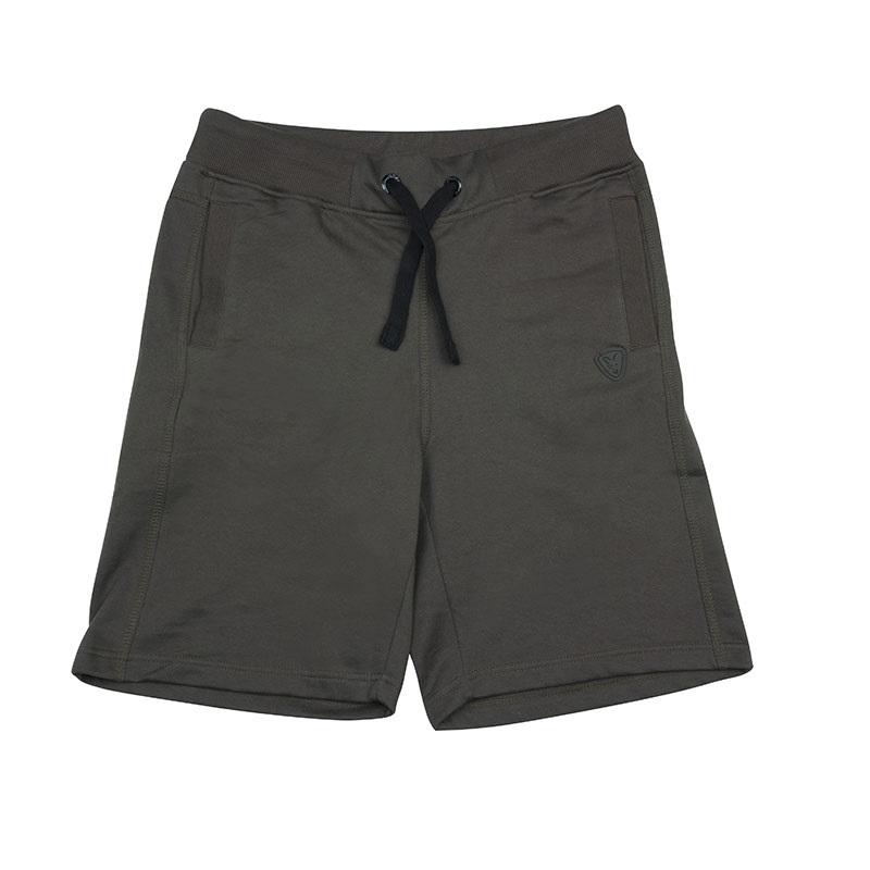 green black jogger shorts - FOX GREEN & BLACK JOGGER SHORTS