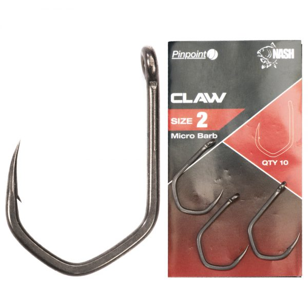nash haciky pinpoint claw micro barbed 5 600x600 - Nash háčik Claw
