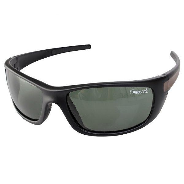 polarizacne okuliare prologic big gun black sunglasses gunsmoke lenses original 600x600 - Prologic Big Gun black sunglasses