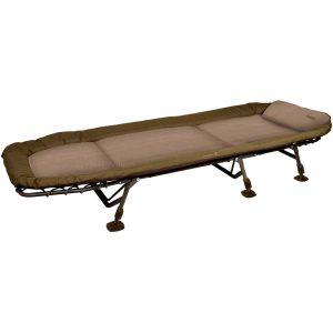 SPRO 6539 101 001 P 300x300 - Spro Strategy lehátko Grade X-Treme FLat Game Changer Bedchair