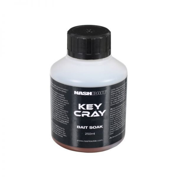 nash liquid key cray bait soak 250ml 2 600x600 - Nash Liquid Key Cray Bait Soak 250ml