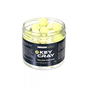 nash plavajuce boilies key cray pop ups yellow 2 300x300 - Nash Plavajúce Boilies KEY CRAY POP UPS YELLOW