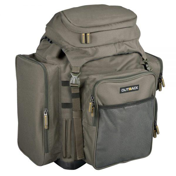 spro strategy batoh outback bush tracker rucksack 3 600x600 - Spro Strategy Batoh Outback Bush Tracker Rucksack