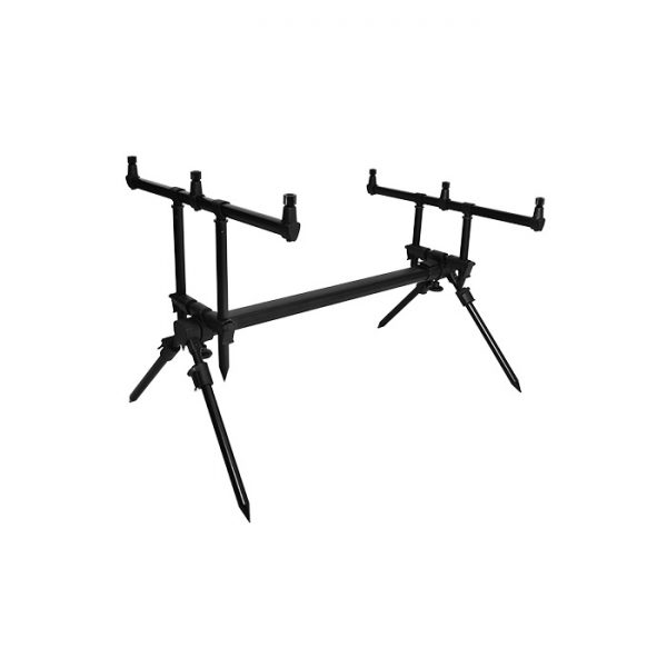 vyr 28056032 600x600 - Carpzoom Double Bar Rod Pod - CZ6032