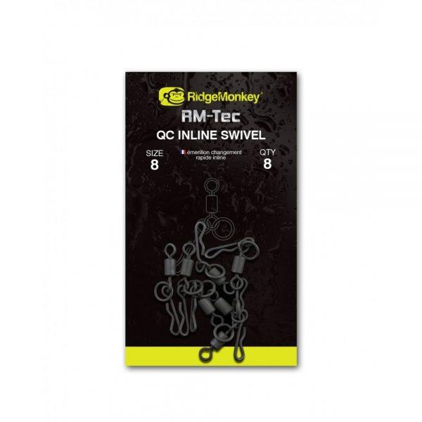 085971adf8645032c2105db1b51114e8 600x600 - RidgeMonkey Rýchlovýmenný obratlík pre Inline odpadávací olova