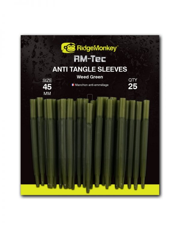 605aa5ebf29912030215442efe593152 600x750 - RidgeMonkey Anti Tangle Sleeves - prevleky proti zamotaniu