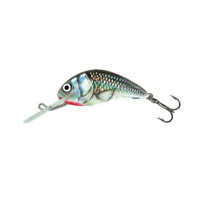 salmo wobler hornet sinking holographic grey shiner 1 300x300 - Salmo Wobler Hornet Sinking Holographic Grey Shiner 2,5cm 1,5g potápavý