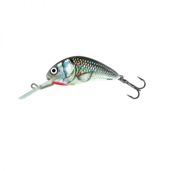 salmo wobler hornet sinking holographic grey shiner 1 600x600 - Salmo Wobler Hornet Sinking Holographic Grey Shiner 2,5cm 1,5g potápavý