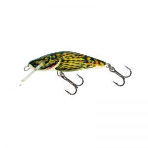 salmo wobler perch floating holographic grey shiner 1 8 300x300 - Salmo Wobler Bullhead Bullhead 6cm 6g plávajúci