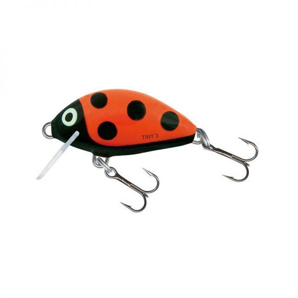 salmo wobler tiny floating ladybird 1 1 600x600 - Salmo Wobler Tiny Floating Ladybird 3cm 2g plávajúci