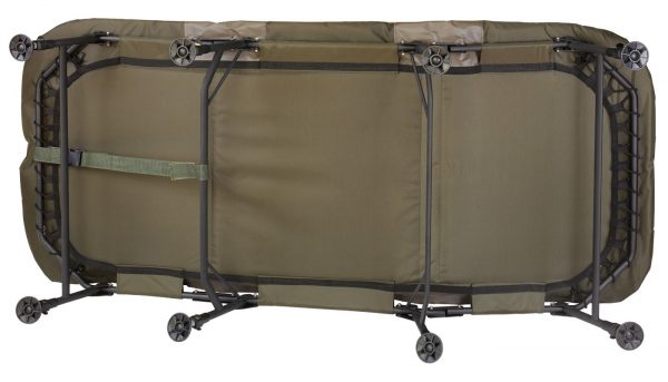 G 21054 1 600x343 - Giants fishing Lehátko Bedchair Flat Fleece Camo XXL 8Leg