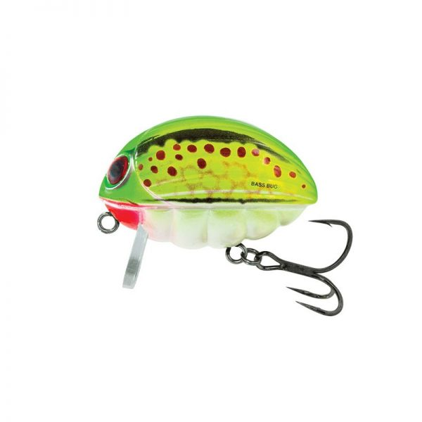 bassbug qbb001 5 600x600 - Salmo Wobler Bass Bug Glow Bug 5cm 26g plávajúci