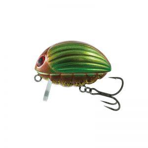 bassbug qbb002 5 300x300 - Salmo Wobler Bass Bug Green Bug 5cm 26g plávajúci