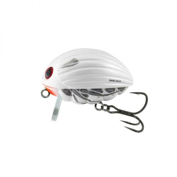 bassbug qbb003 8 600x600 - Salmo Wobler Bass Bug Snowball Bug 5cm 26g plávajúci