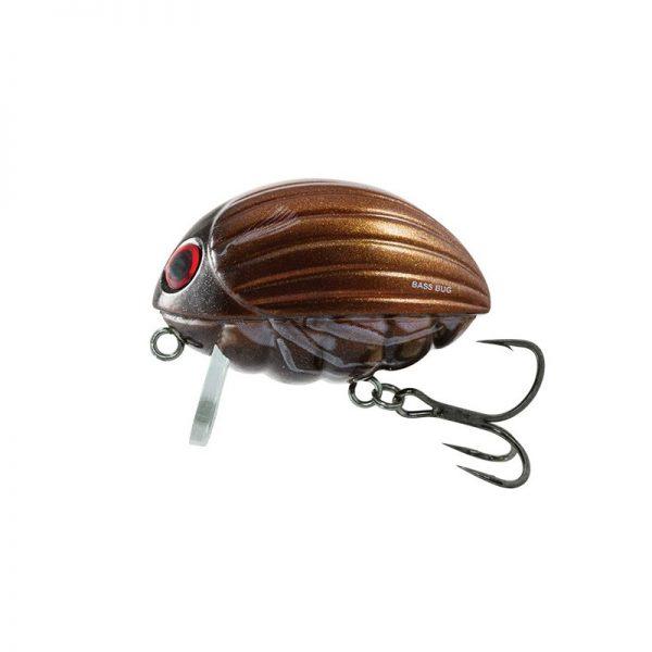 bassbug qbb004 5 600x600 - Salmo Wobler Bass Bug May Bug 5cm 26g plávajúci