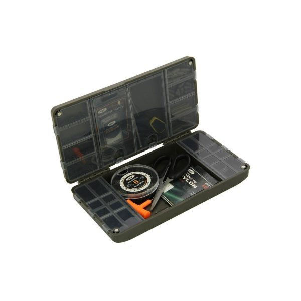 ngt terminal tackle xpr box 600x600 - NGT TERMINAL TACKLE XPR BOX
