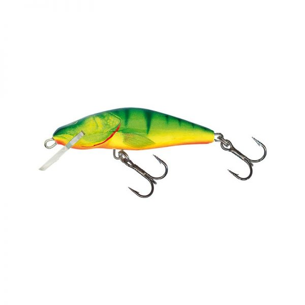 salmo wobler bullhead floating hot perch 1 600x600 - Salmo Wobler Bullhead Hot Perch 6cm 6g plávajúci