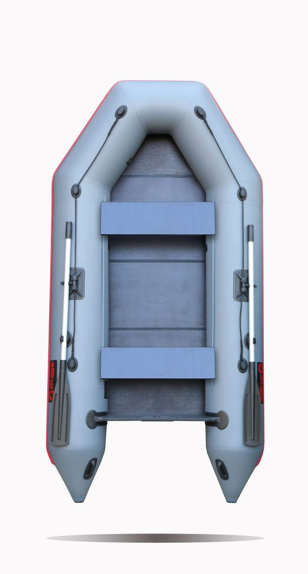 F270S 600x1118 - Elling nafukovacie člny - Forsag s pevnou skladacou podlahou