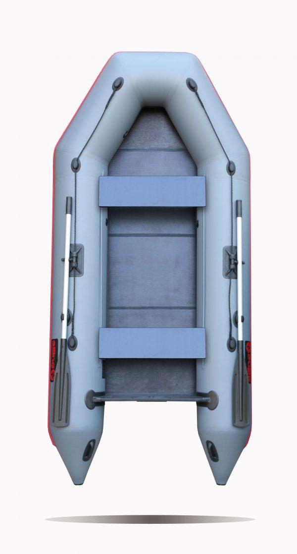 F290S 600x1118 - Elling nafukovacie člny - Forsag s pevnou skladacou podlahou