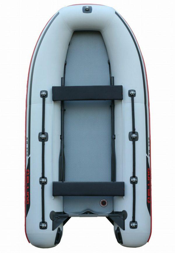 KB310PRO 600x869 - Elling nafukovacie člny – Trimaran s nafukovacou podlahou