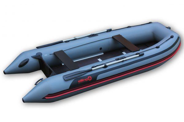 PL310S 1 600x400 - Elling nafukovacie člny – Pilot s pevnou podlahou