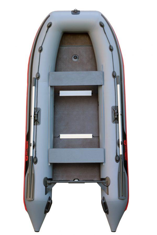 PL340S 2 600x900 - Elling nafukovacie člny – Pilot s pevnou podlahou