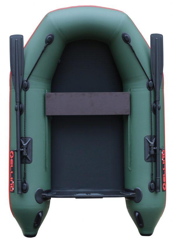 T200Z 600x833 - Elling nafukovacie člny - T200 široký s pevnou skladacou podlahou