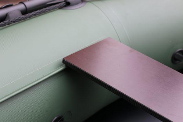 T200Z 8 600x400 - Elling nafukovacie člny - T200 široký s pevnou skladacou podlahou
