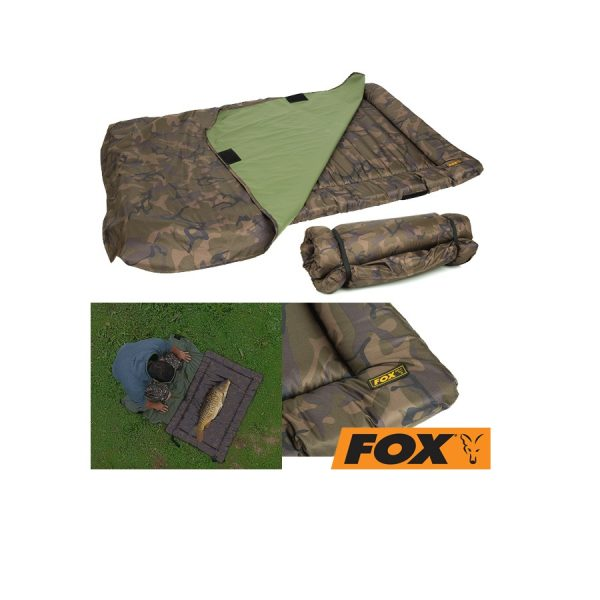 fox chunk camo mat ccc043 600x600 - FOX Camo Unhooking Mat