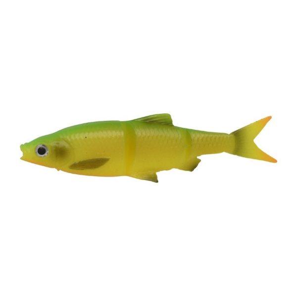 savage gear gumova nastraha 3d lb roach swim n jerk firetiger 4 ks 1 600x600 - Savage Gear 3D LB Roach Swim N Jerk 12,5cm 18g 2ks Firetiger