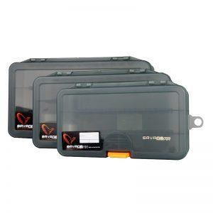 savage gear krabicka lure boxes 1 300x300 - Savage Gear Lure Box no.1 (13.8x 7.7x3.1cm)