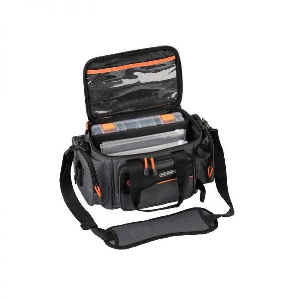 savage gear taska soft lure specialist bag 1 600x600 - Savage Gear Taška Soft Lure Specialist Bag S (21x38x22cm)